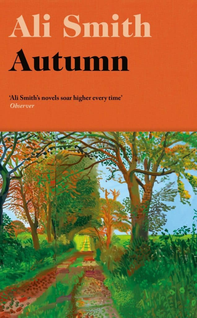 Autumn Ali Smith cover