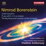NImrod Borenstein Violin Concerto