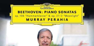 Beethoven Perahia Moonlight Hammerklavier Sonatas