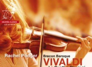Vivaldi, Four Seasons, Podger