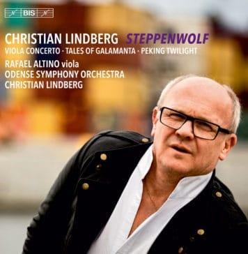Christian Lindberg, Steppenwolf (Viola Concerto) review