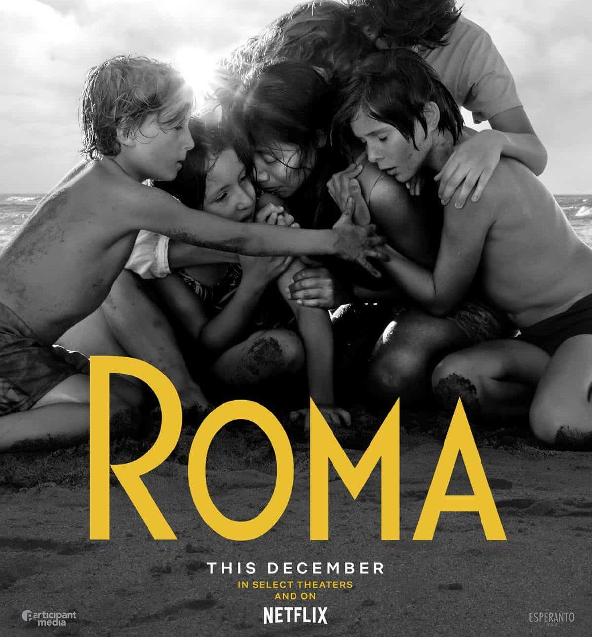 مراسم اسکار - اسکار 2019 - فیلم Roma