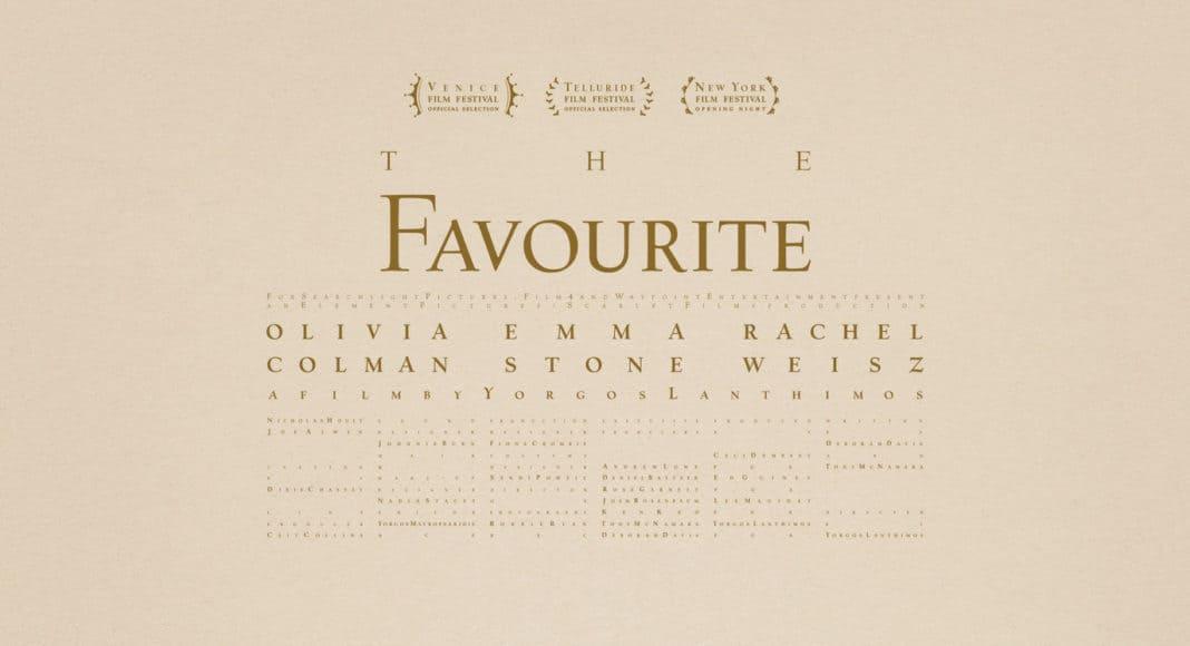 Η Ευνοούμενη Λάνθιμος κριτική The Favourite Lanthimos review