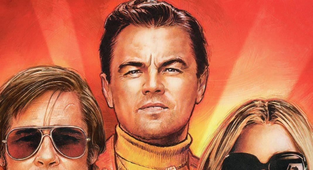 review once upon a time in hollywood